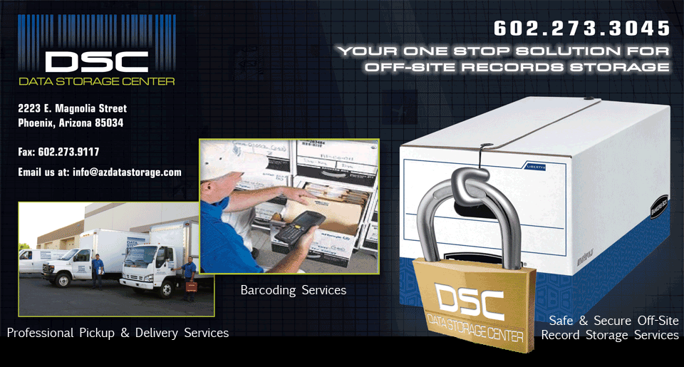 Your One Stop Solution for Off-Site Records Storage